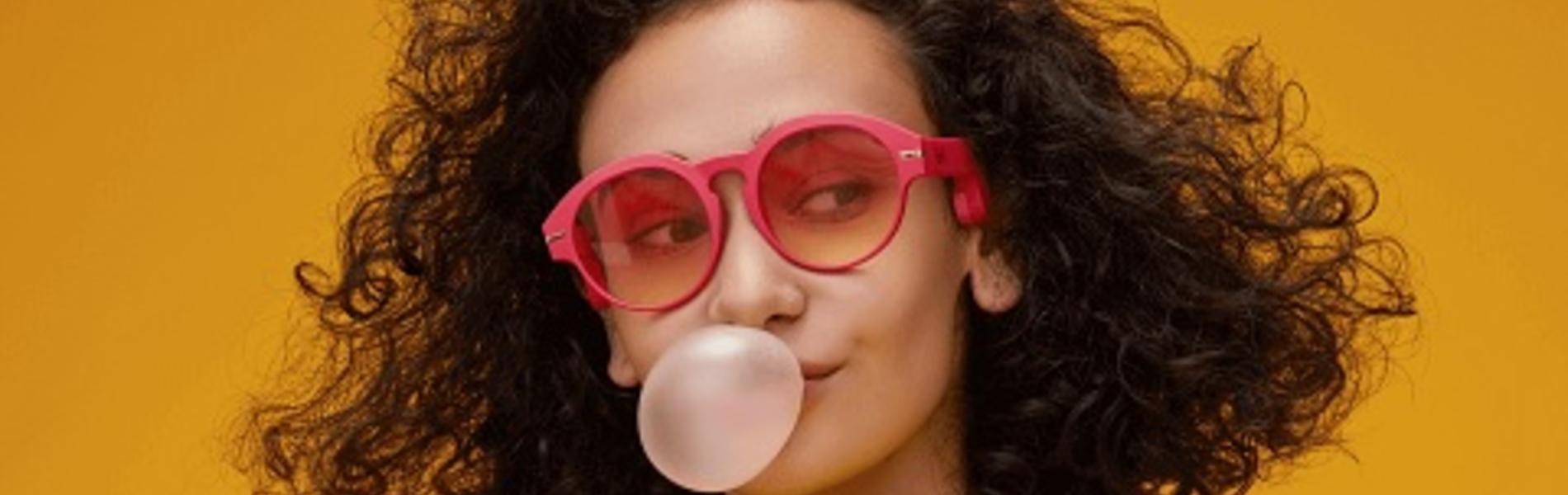 משקפיים שהם גם אזניות?היזמית בת ה-28 שהפכה זאת למציאות