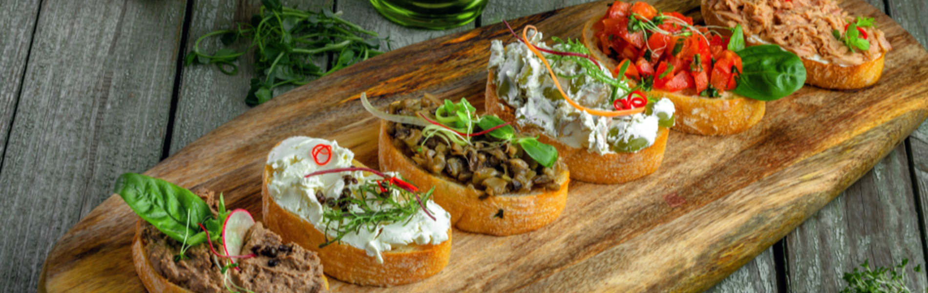 5 ממרחים מגניבים שישדרגו לכם את הסנדוויץ'