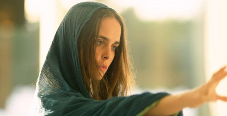 איך נבחרה שחקנית ישראלית לגלם את הבתולה מריה?