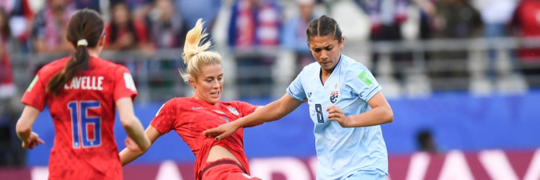 קארין סנדל: 'גמר מונדיאל הנשים הוא הרבה יותר מסתם משחק'