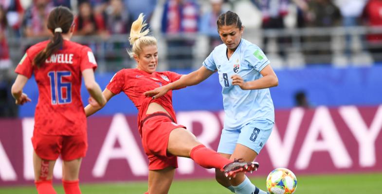 קארין סנדל: 'גמר מונדיאל הנשים הוא לא סתם משחק'