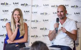 """כשמנהלת גוגל ישראל פגשה את סמנכ""""ל ויקס, שיחה מעוררת השראה"""