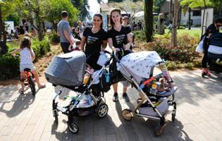 זה אפשרי: להתאמן בסטייל אחרי לידה