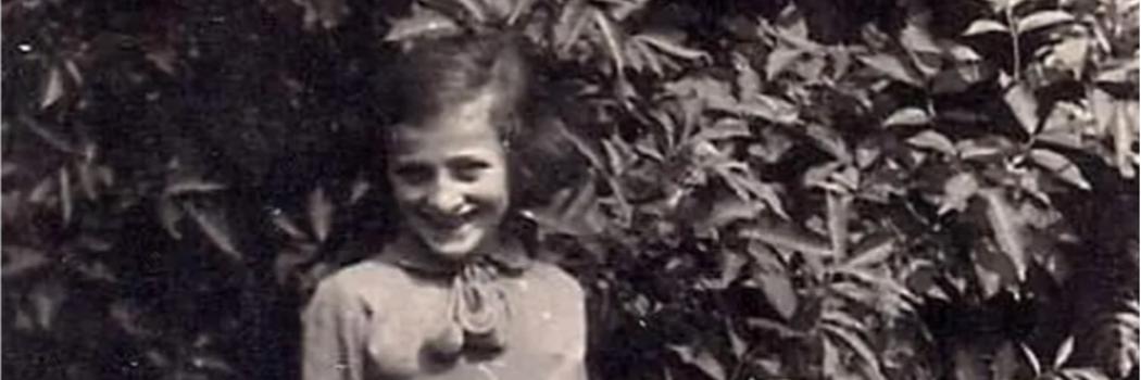 """רחל מינץ ז""""ל. צילום באדיבות המשפחה"""