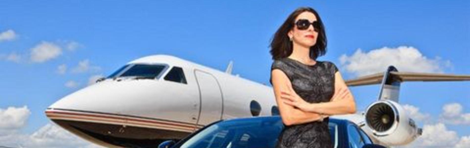 כך הפכה יזמית צעירה את התשוקה שלה לתעופה לעסק של מיליון דולר