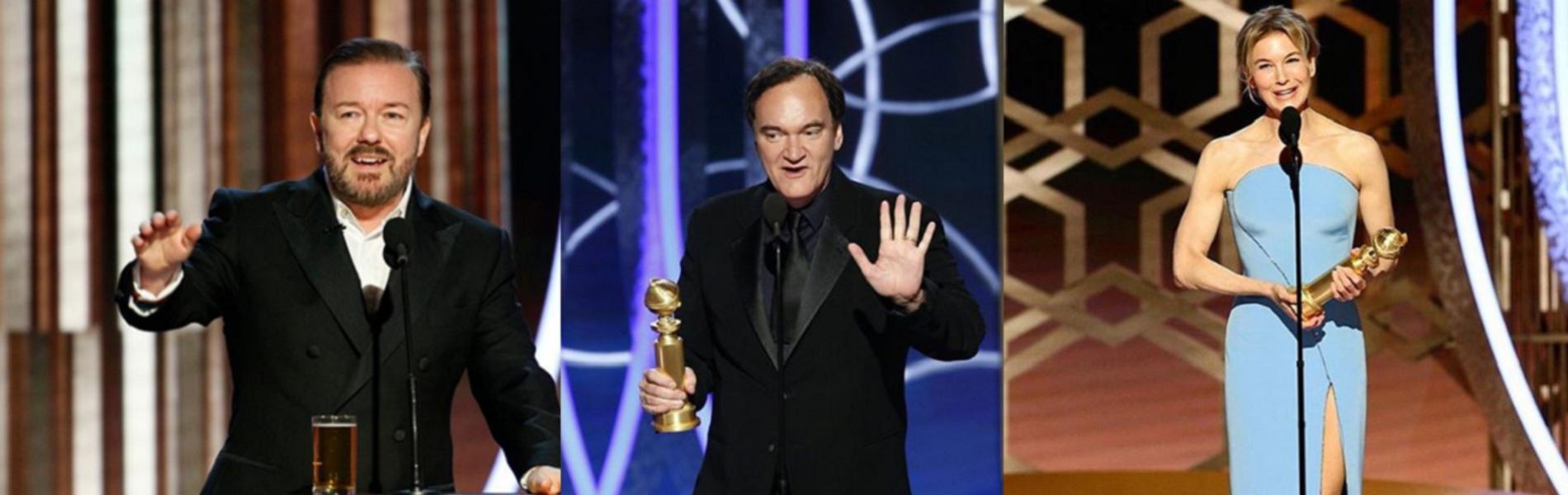 8 הרגעים המצחיקים, מרגשים, חשובים ומביכים בגלובוס הזהב 2020