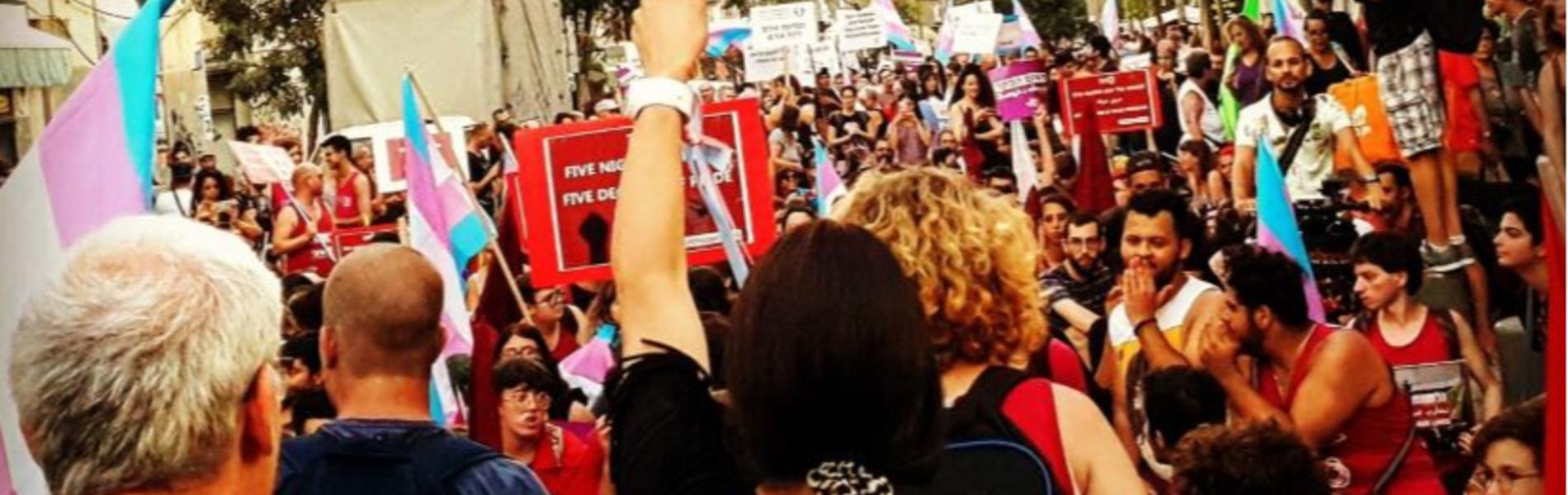 האישה שהוציאה 7000 אנשים לרחוב להפגין עבורה – התאבדה