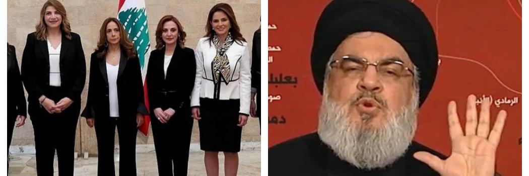 ממשלת לבנון החדשה והפטרון נסראללה