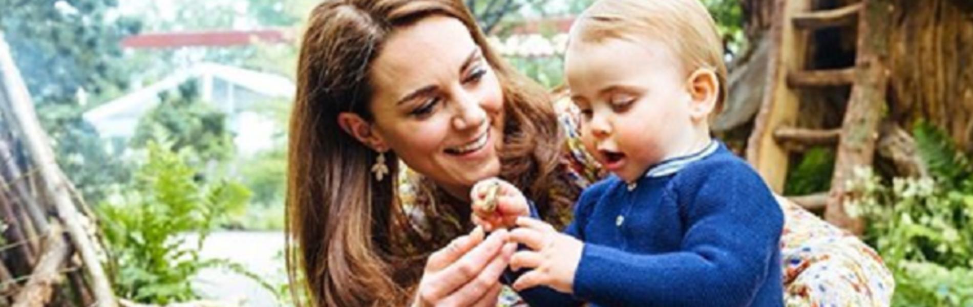 7 ציטוטים של קייט מידלטון שכל אמא טרייה תזדהה איתם