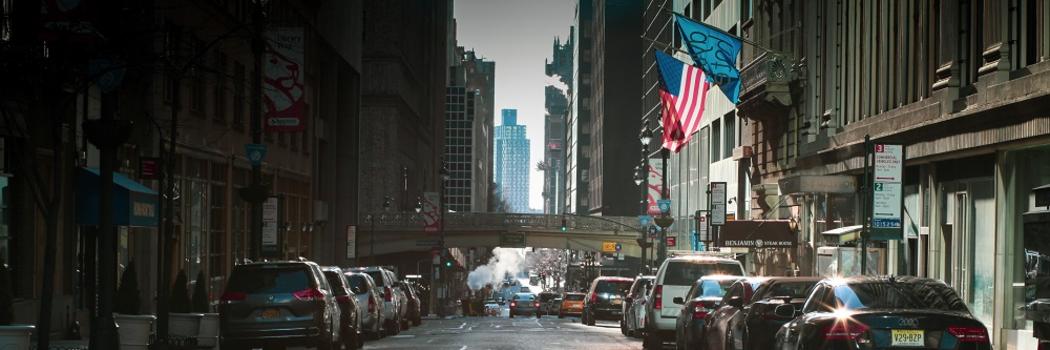 ניו יורק בעקבות משבר הקורונה. צילום:shutterstock