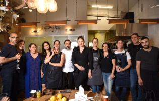שפיות נרתמו לבשל למען נשים במקלט חדש לנשים מוכות