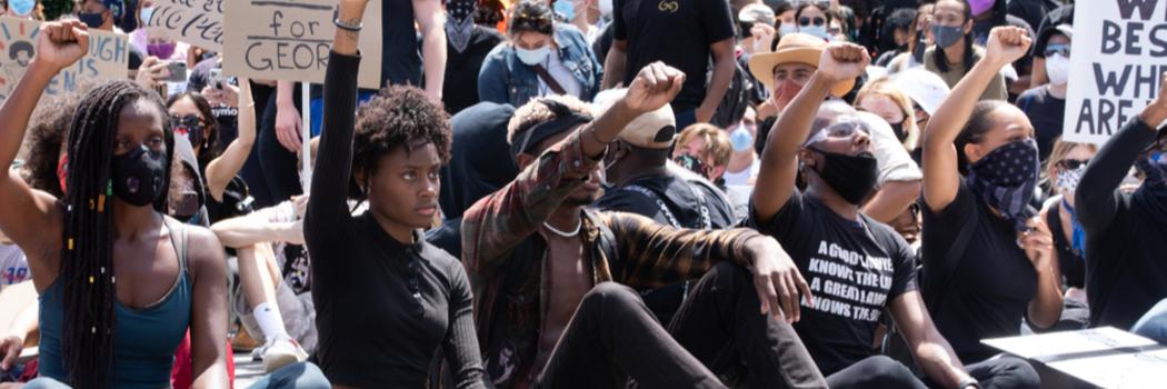 הפגנה בלוס אנג'לס. 30.05.2020 צילום Hayk_Shalunts