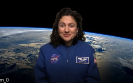 ג'סיקה מאיר רוצה להיות האישה הראשונה על הירח