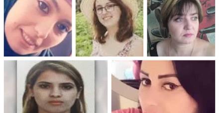 זוכרות את כולן: 20 נשים נרצחו בישראל מאז תחילת השנה