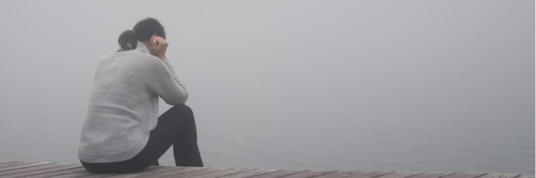 אישה מתאבלת. צילום אילוסטרציה: shutterstock