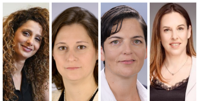 4 המנכ''ליות היחידות בממשלה בראיון משותף ראשון